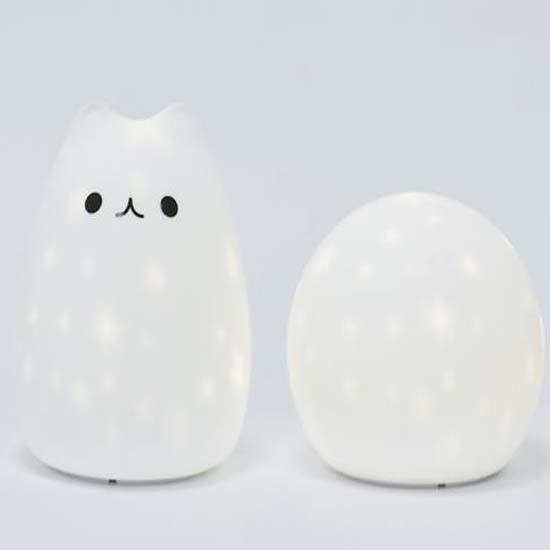 Baby night light bedside lamp for breastfeeding