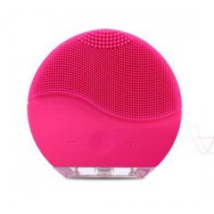 Silicone cleansing instrument