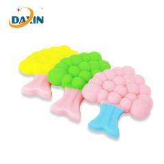 New design tree shape silicone baby teether