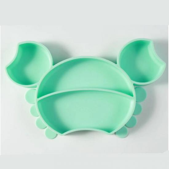 Sliicone Baby Plate