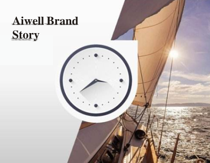 Aiwell  Brand Story